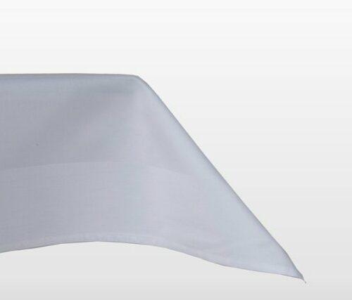 Tischtuch eckig, weiß, 220x130 cm