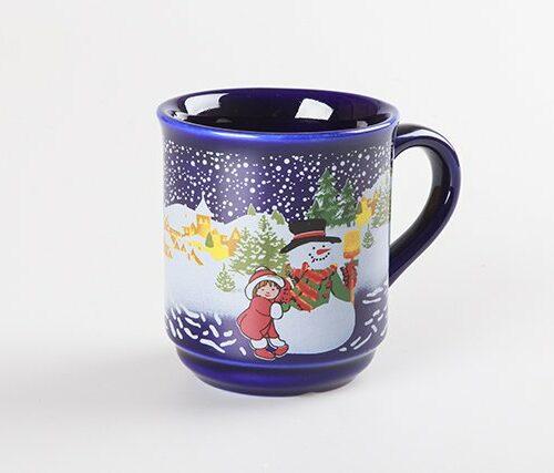 Glühweinbecher Weihnachten