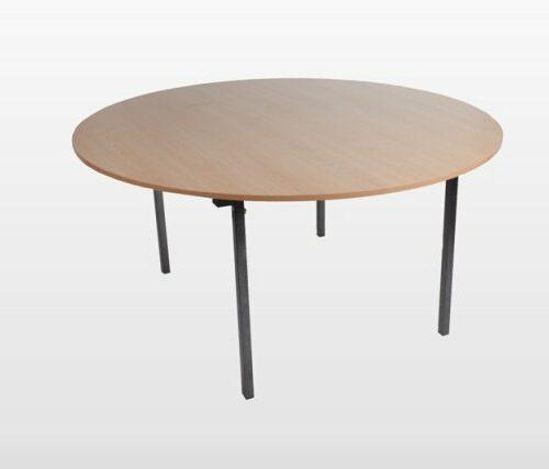 Banketttisch rund, ca. Ø 150cm