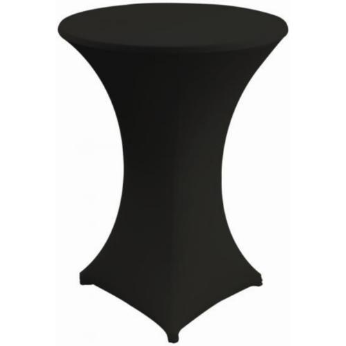 Kombination Stehtisch mit Husse, schwarz