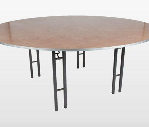 Banketttisch rund - ca. Ø 180 cm