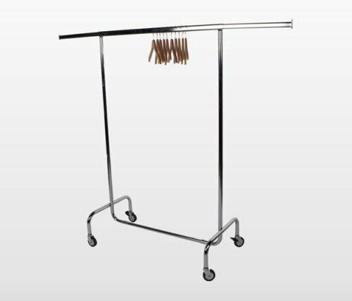 Mobile Garderobe - Kleiderständer