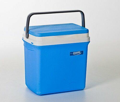 Kühlbox 24 l, hellblau