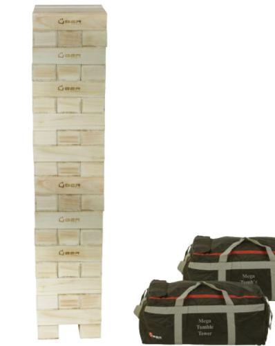 XXL Jenga Turm